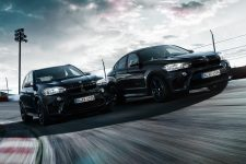BMW X5 M Black Fire Edition y BMW X6 M Black Fire Edition
