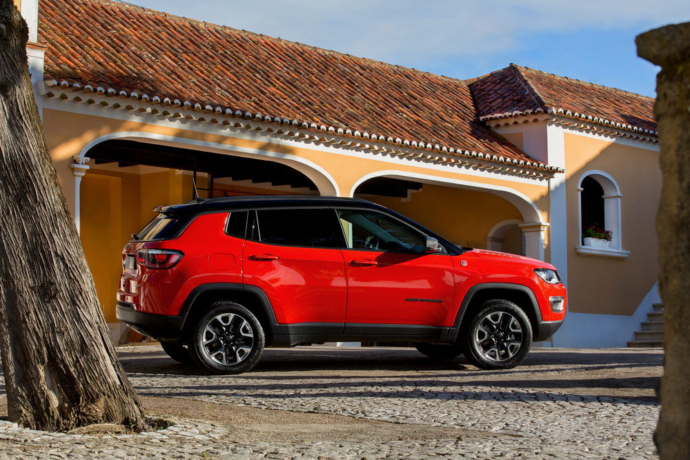 prueba jeep compass trailhawk 2017 13 periodismo del motor. Black Bedroom Furniture Sets. Home Design Ideas