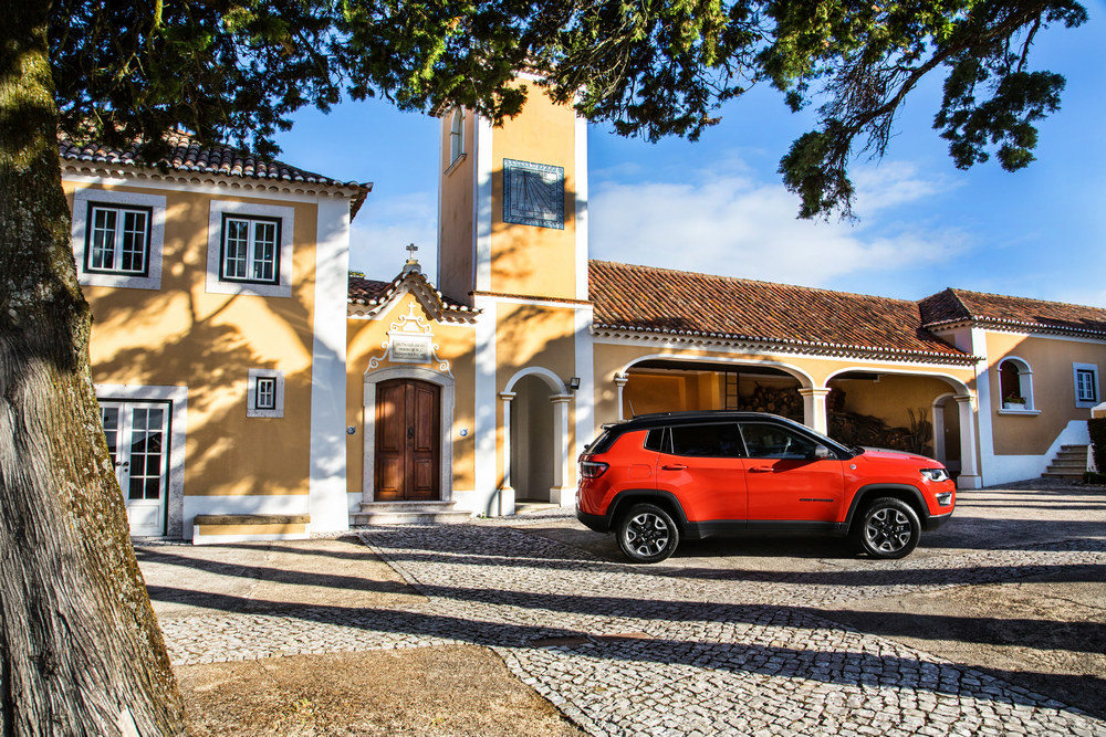 prueba jeep compass trailhawk 2017 7 periodismo del motor. Black Bedroom Furniture Sets. Home Design Ideas