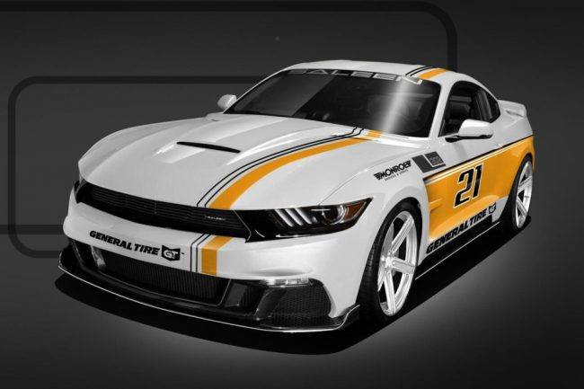 Saleen Mustang 30 Year Championship Edition