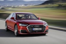 Audi A8 2017 frontal