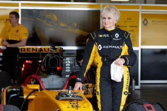 Rosemary Smith Renault Sport