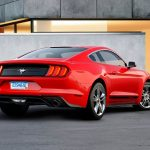 Ford Mustang 2018 Pony Package trasera