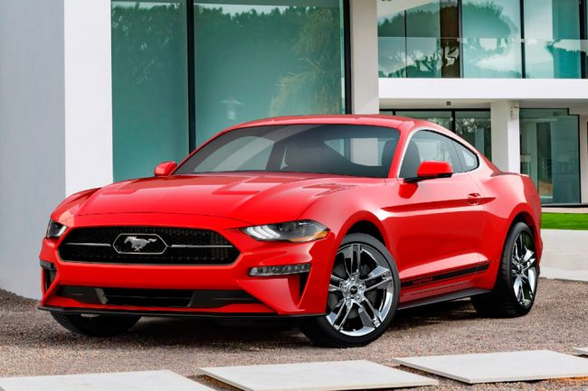 Ford Mustang 2018 Pony Package