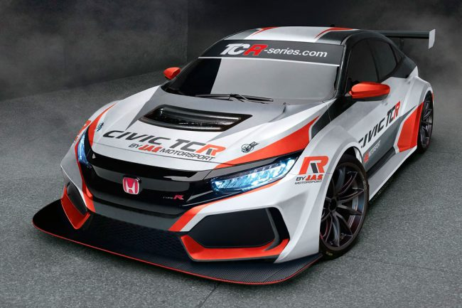 nuevo Honda Civic Type R TCR International Series 2018