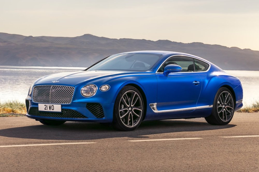 Bentley Continetal GT 2018