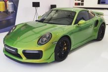 Color Porsche Exclusive