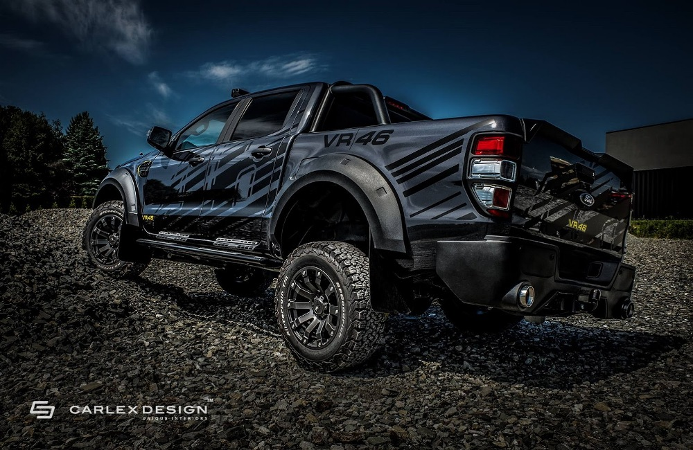 Ford Ranger Valentino Rossi Edition