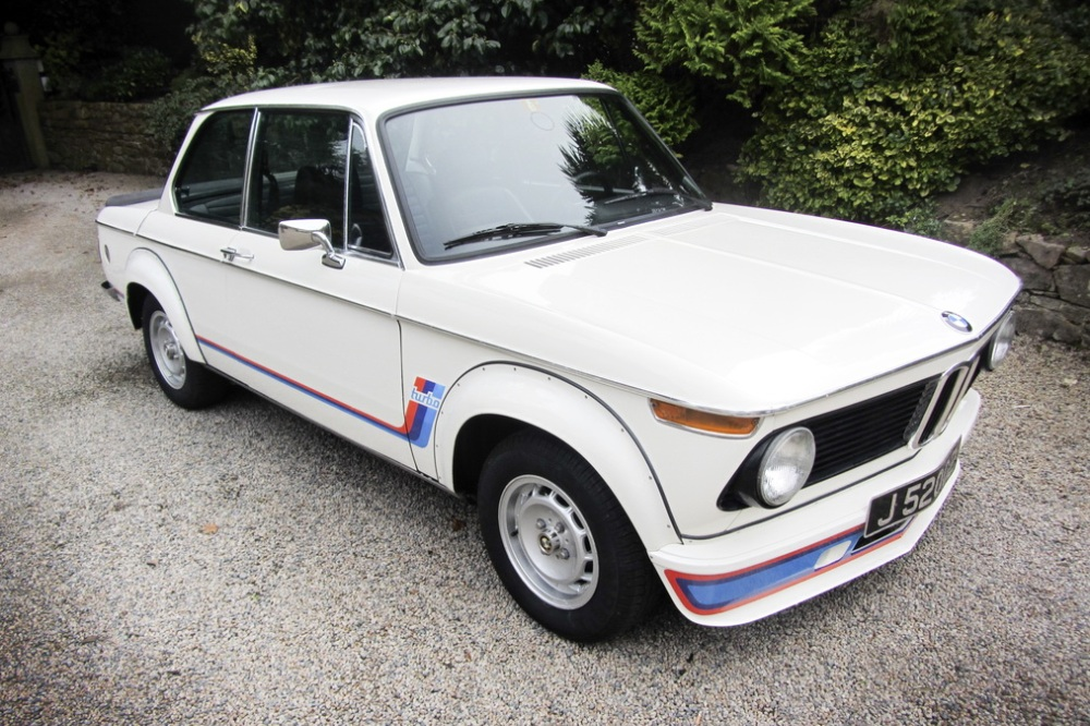 Subasta BMW 2002 Turbo 1974