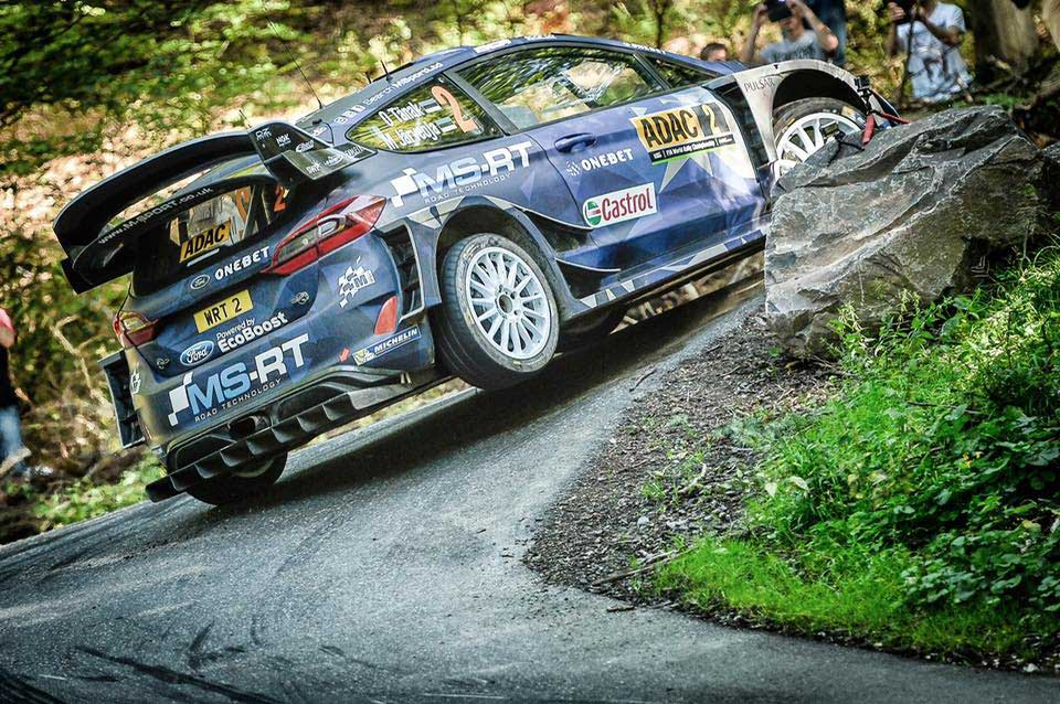 rallye de alemania 2017 ott t nak gana y dani sordo triunfa en el power stage periodismo del. Black Bedroom Furniture Sets. Home Design Ideas