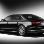 Audi A8L Security Mariano Rajoy