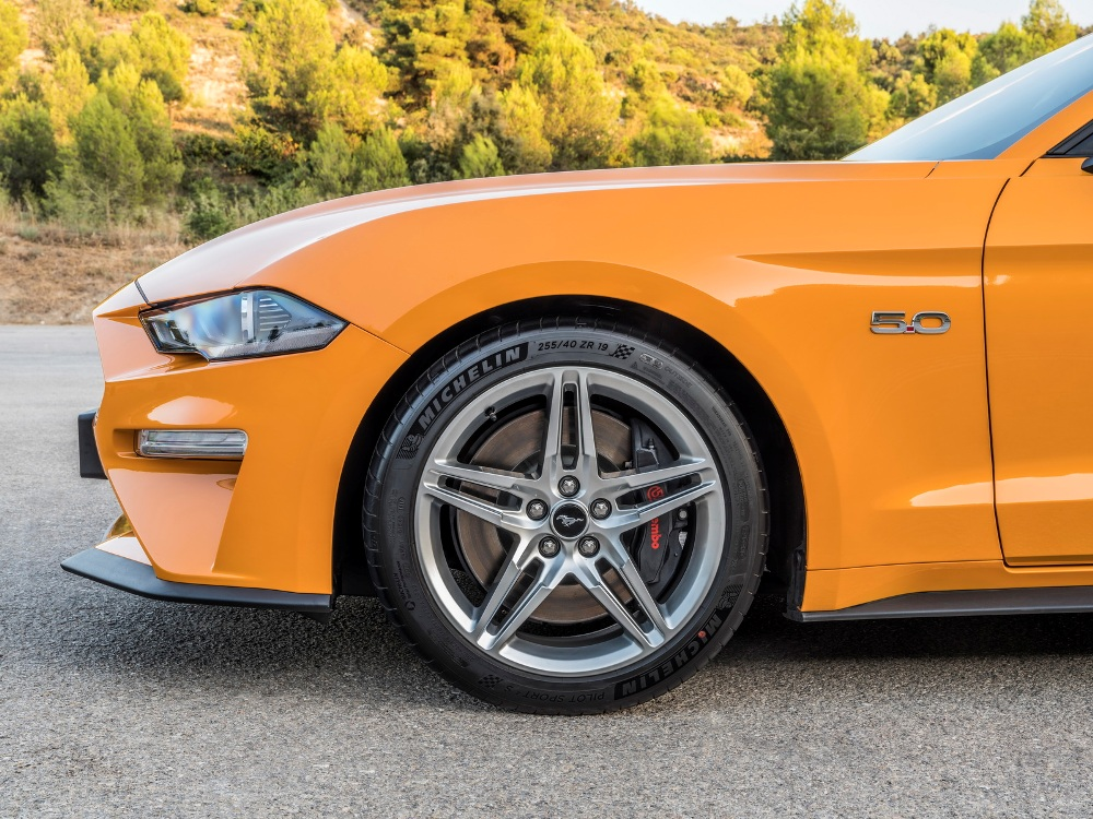 Ford Mustang 2018 Europa 16 Periodismo Del Motor