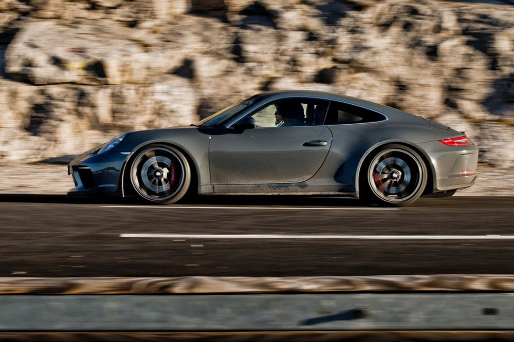 Porsche 911 Gt3 Touring Package 2018 23 Periodismo Del Motor