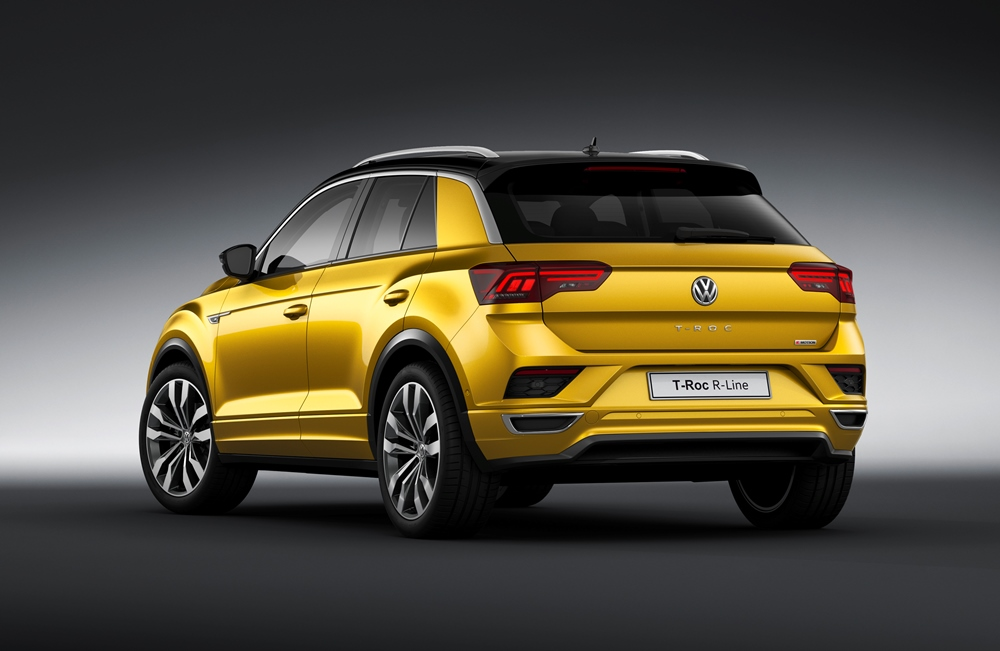 volkswagen t roc r line 3 periodismo del motor. Black Bedroom Furniture Sets. Home Design Ideas