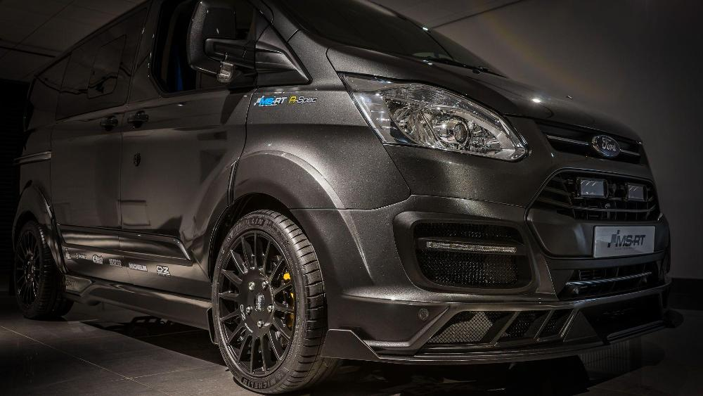 Ford R Spec Transit Custom By Ms Rt 3 Periodismo Del Motor