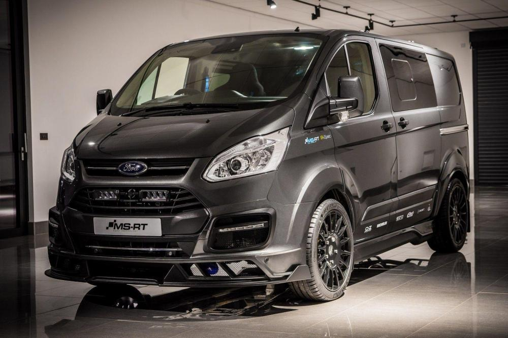 Ford R Spec Transit Custom By Ms Rt 4 Periodismo Del Motor