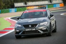 SEAT León Cupra Safety Car WorldSBK 2017