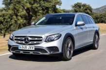 prueba Mercedes Clase E 220 d Estate All Terrain