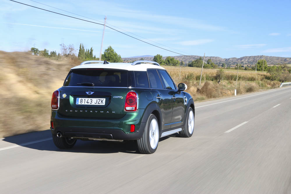 Motor MINI Countryman S E