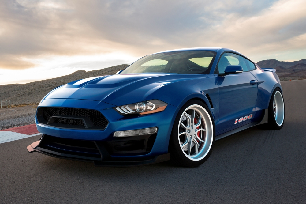Shelby 1000 Package