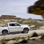 Prueba Mercedes Clase X pick-up