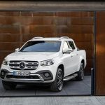 prueba Mercedes Pick-Up