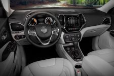 Interior Jeep Cherokee 2018