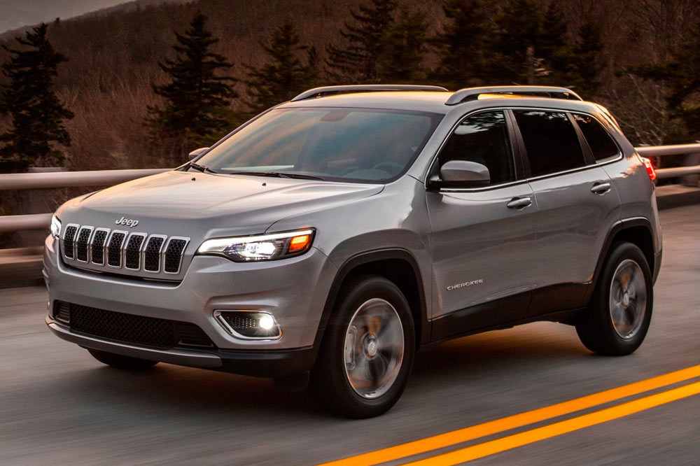 jeep cherokee 2018 renovaci n en el naias periodismo. Black Bedroom Furniture Sets. Home Design Ideas
