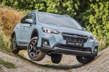 Prueba Subaru XV 2018 2.0 Executive Plus