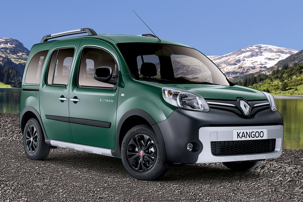 renault kangoo s e extrem con un precio de euros periodismo del motor. Black Bedroom Furniture Sets. Home Design Ideas