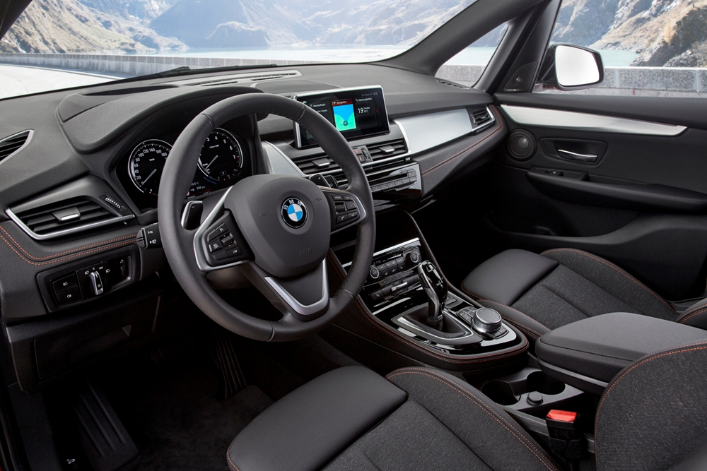 bmw serie 2 active tourer y bmw serie 2 gran tourer 2018. Black Bedroom Furniture Sets. Home Design Ideas