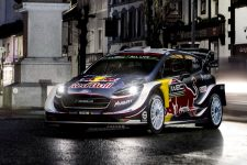 Coches WRC 2018