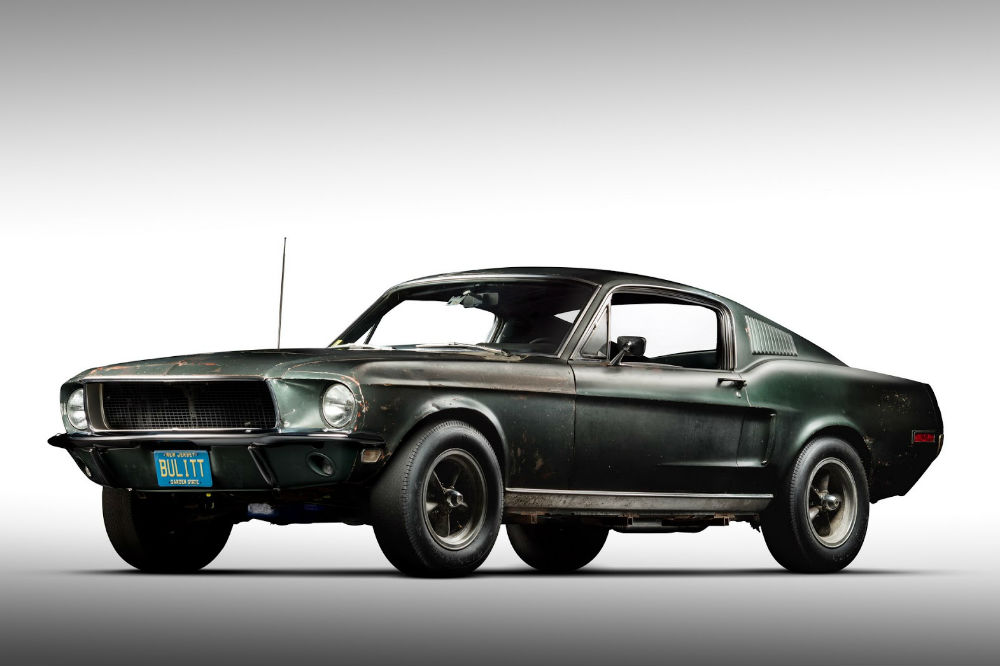 ford mustang bullitt el sue o del 68 periodismo del motor. Black Bedroom Furniture Sets. Home Design Ideas