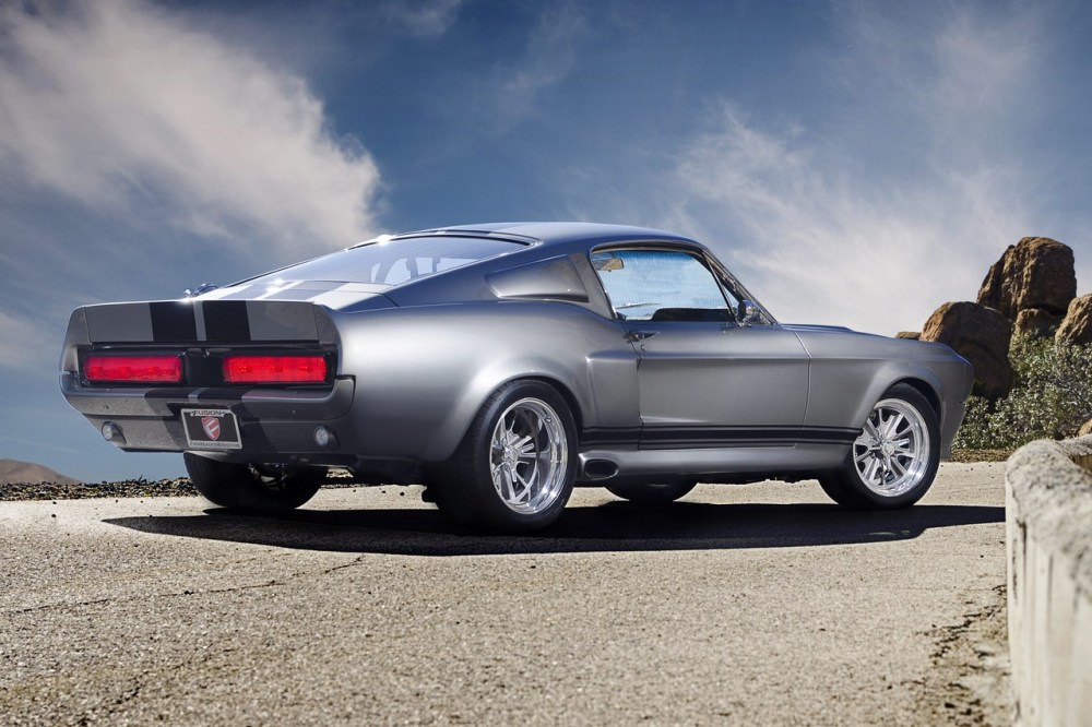 Ford Mustang Fastback 'Eleanor'