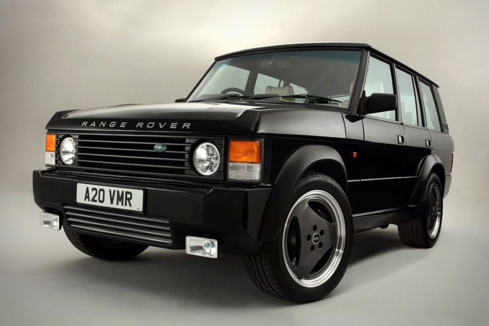 Range Rover Chieftain frontal
