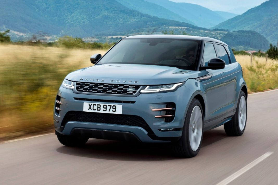 range rover evoque 2019 estrena motores de 48 voltios. Black Bedroom Furniture Sets. Home Design Ideas