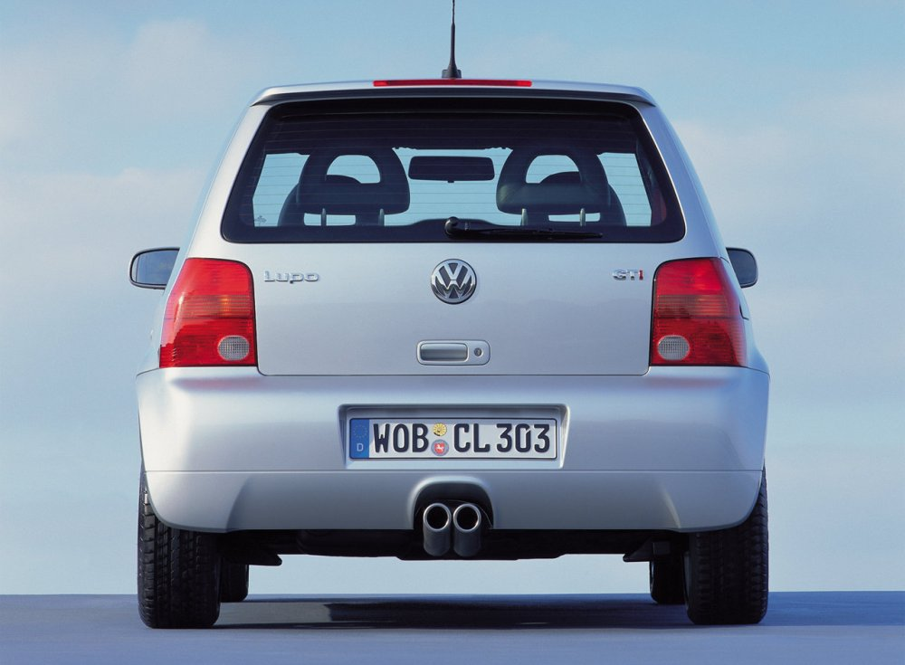 volkswagen lupo gti cuando las siglas gti lo abarcaban todo. Black Bedroom Furniture Sets. Home Design Ideas