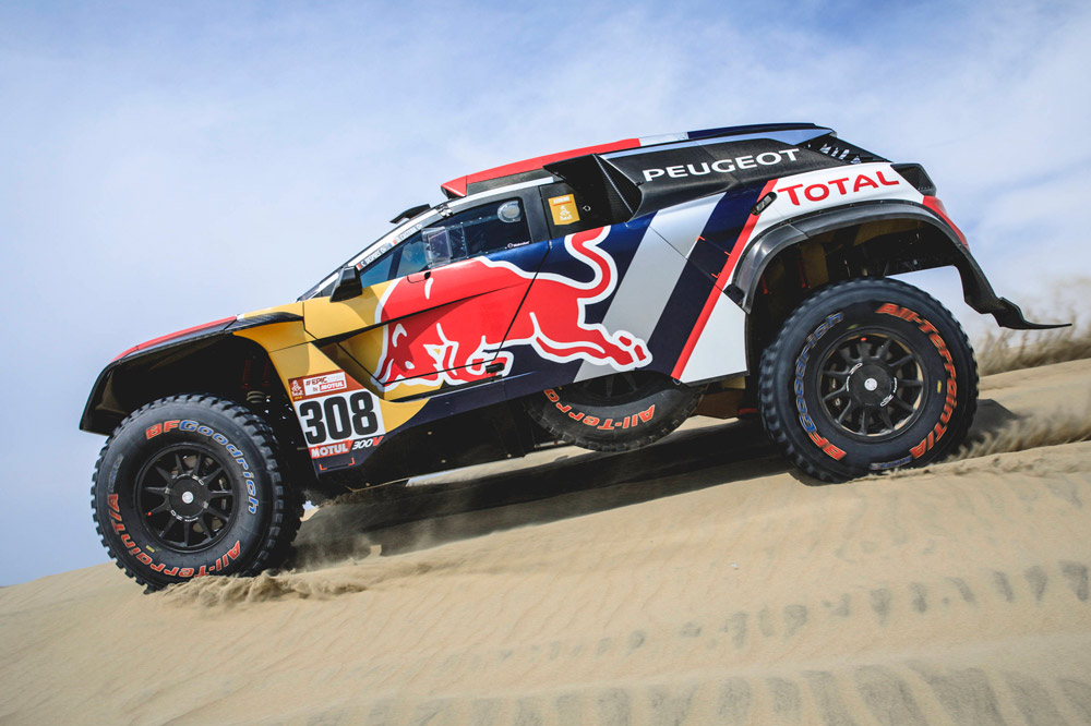 etapa Dakar: Cyril Despres