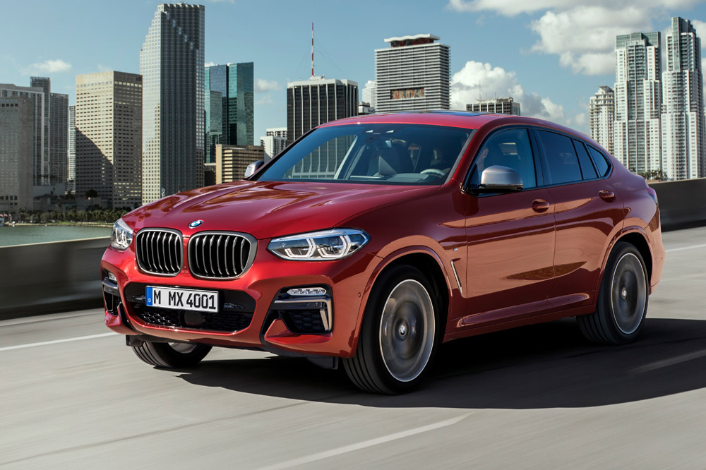 bmw x4 2018 ya est aqu la nueva generaci n periodismo del motor. Black Bedroom Furniture Sets. Home Design Ideas