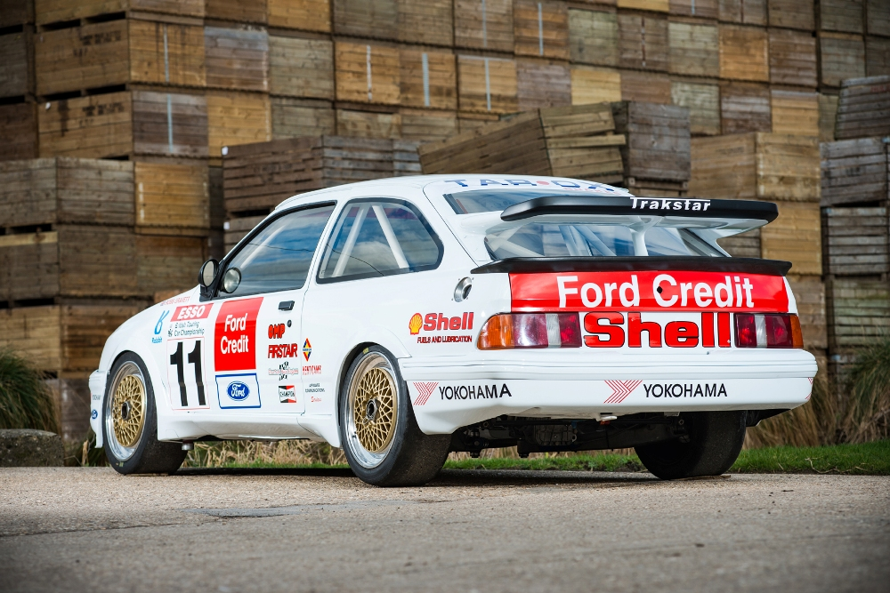 Subasta Ford Sierra Cosworth RS500 Grupo A 1990