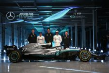 Mercedes-AMG F1 W09 EQ Power +