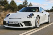 Prueba Porsche 911 991.2 GT3 Clubsport Package