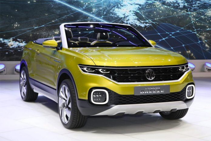 volkswagen t roc cabrio confirmado periodismo del motor. Black Bedroom Furniture Sets. Home Design Ideas