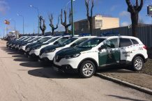 Coches Guardia Civil