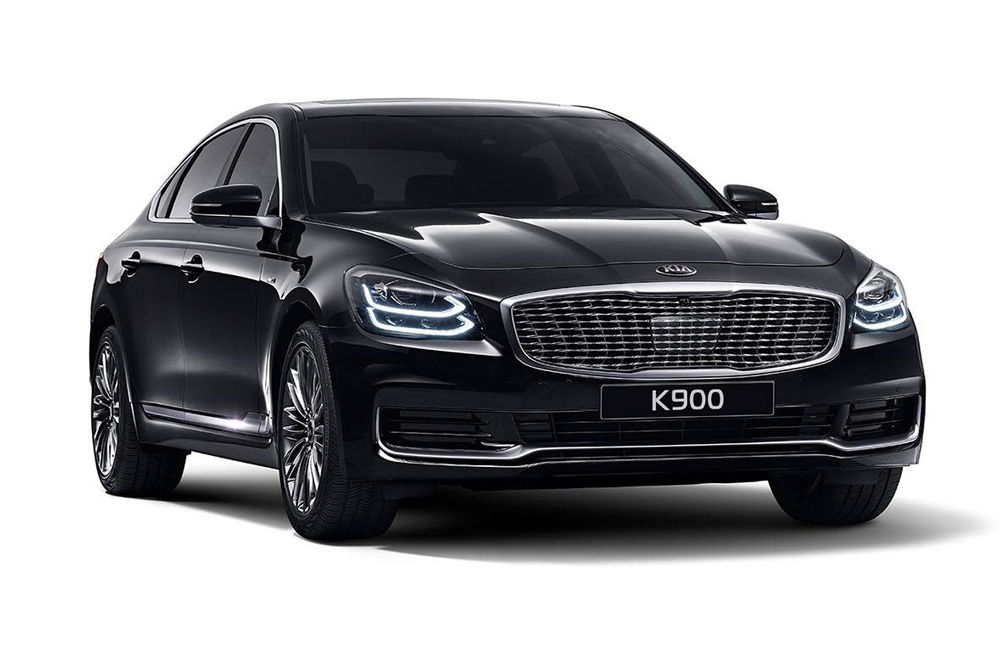 kia k900 as es el modelo m s sofisticado y lujoso de la marca periodismo del motor. Black Bedroom Furniture Sets. Home Design Ideas