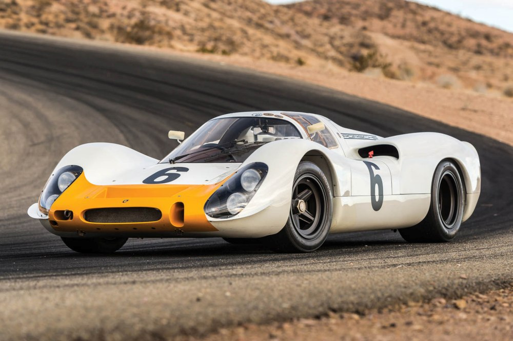 Porsche 908 Works 'Short-Tail' Coupé 1968