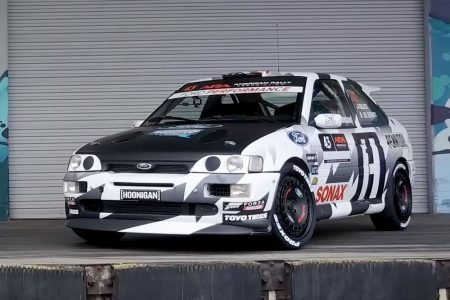 Vídeo: Ken Block estrena un 'nuevo' Ford Escort RS Cosworth