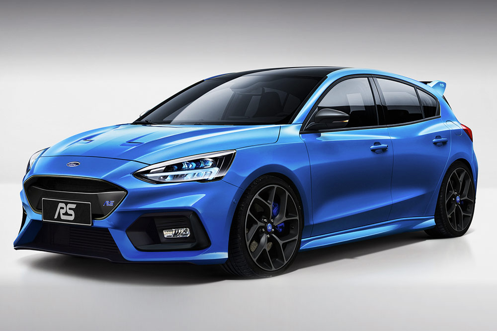 Ford Focus RS 2020