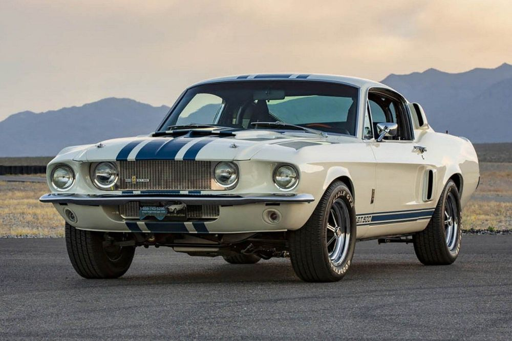 Shelby Mustang GT500 Super Snake 1967