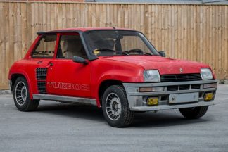 Subasta Renault 5 Turbo 2 Evolution 1985